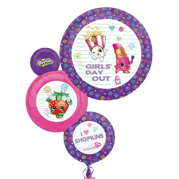 Shopkins SuperShape Balloon